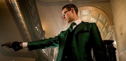 3x15 : Heroes Rise: How the Riddler Got His Name
